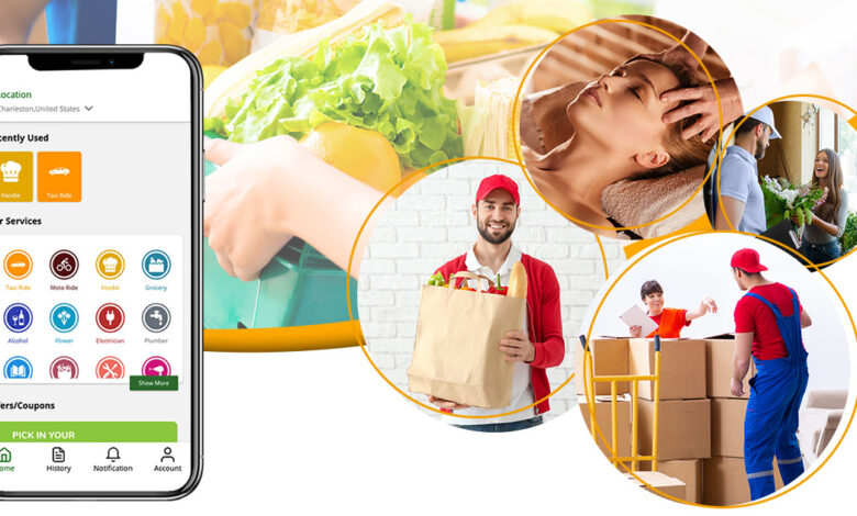 How to Develop a Successful On-Demand Delivery App?