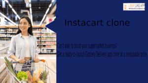 The process of developing the on-demand grocery delivery app isn't complex in the technology-dri ...