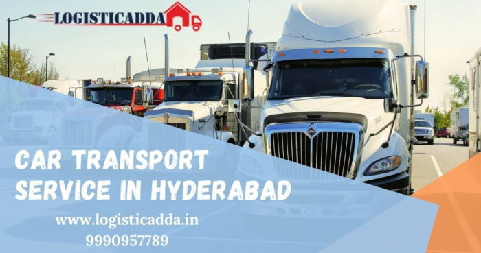 How To Find Car Shifting Services In Hyderabad – Logistic Adda
