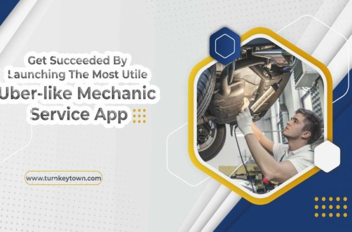 How to Launch An Uber For Mechanics? These days with the advent of technology, everything is nea ...