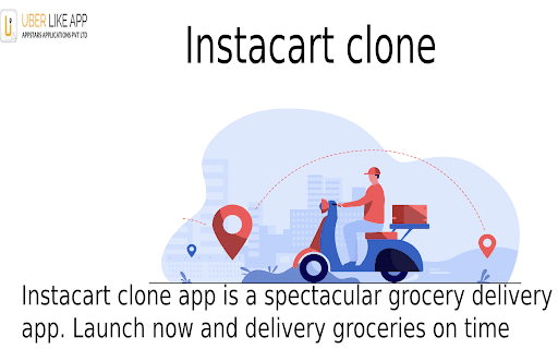 the business model of an app like Instacart makes the grocery business outstanding. Opt for the  ...