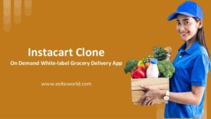 Instacart Clone : On Demand White-label Grocery Delivery App