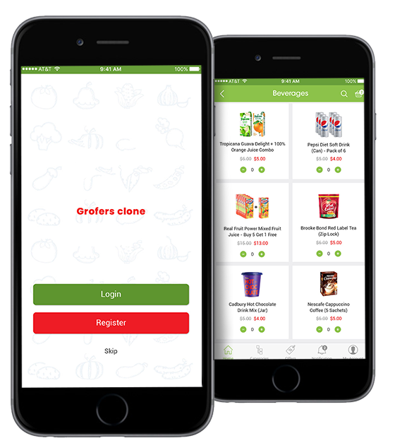 A multi-store grocery delivery business is ascertained to attain great reach and fame with the h ...