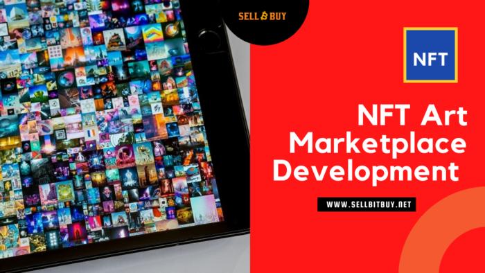 NFT Art Marketplace Development Services | How To Create A NFT Art Marketplace