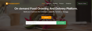 Top Featured Online Food Ordering System in 2021 – Foodesoft – Food delivery platform