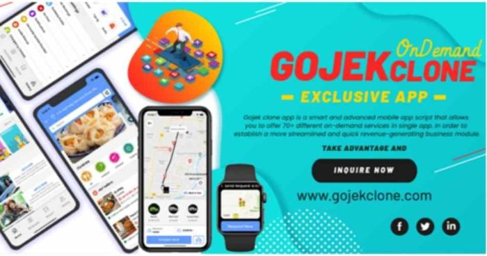 Top Tips to Design Your Gojek Clone App