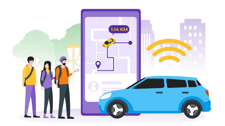 The global taxi app market is streaming at a high pace with the growing competition. At every mo ...
