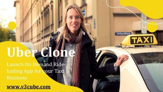 Uber Clone: On-Demand Ride-hailing App