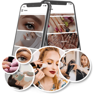Uber for Beauty | On-demand Beauty Salon App Development People don't have time to do their maxi ...