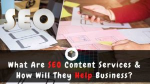 What are 🚀 #SEO content services and how it will  help Business?  #SEOAgency can help your busin ...