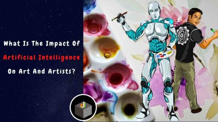 What is the impact of #ArtificialIntelligence on Art & #Artists? 🔥  💁♂️ In this post, we'll ...