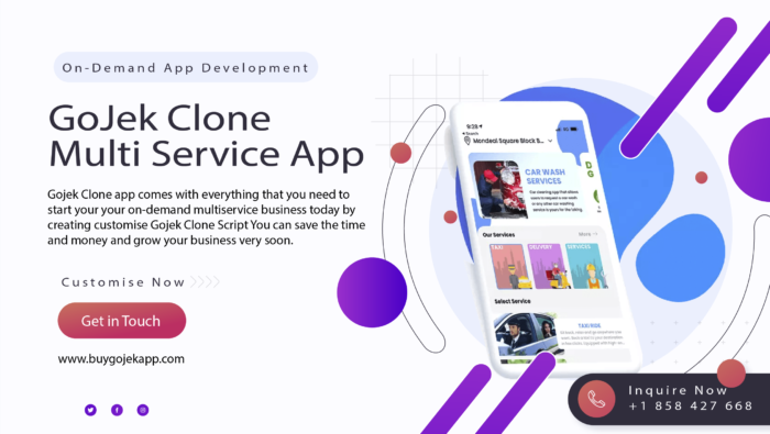 Why Do You Need A Website Along With Your Gojek Clone App?