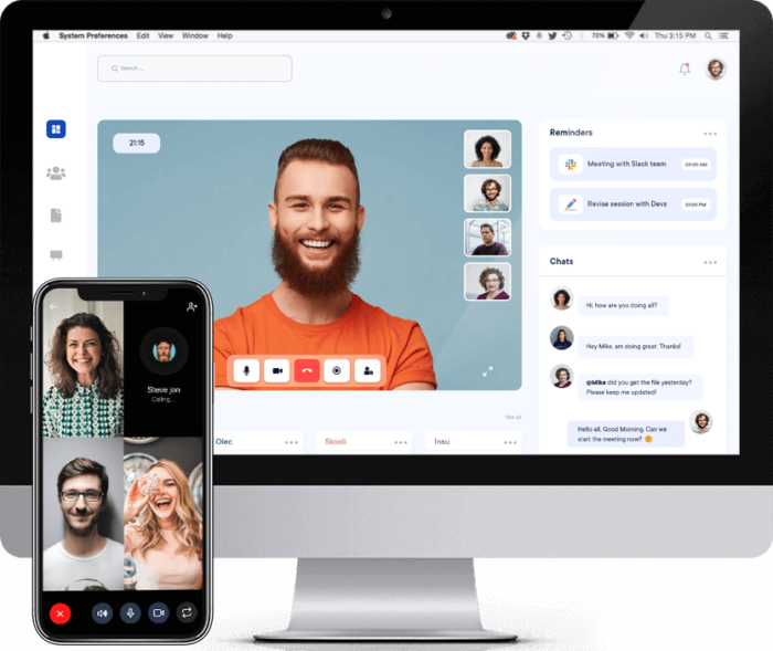 Build a top-notch video conferencing app with Airmeet clone  When the whole world was in a pause ...