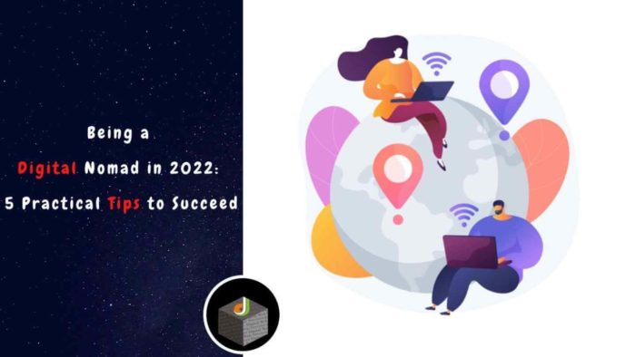 Being a #DigitalNomad in 2022: Practical Tips to Succeed 🔥   Here in this post you can get top 5 ...