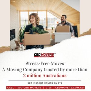CBD Movers owner Deepak Mandy started out as a small moving company and have grown into one of t ...