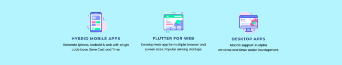 Flutter app Development Company in India & USA | Hire offshore Flutter Developers USA