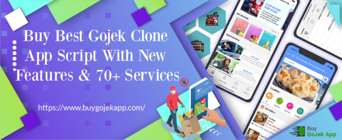 Gojek Clone – A Guide To Launch Successful On-Demand Business Using CubeJekX 2021 App