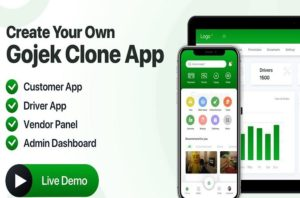 Gojek Clone – A Perfect Suit Of Multiservices To Introduce As Your Business Cubejekx2021 App