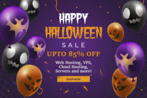 Halloween Web Hosting Offers 2021 – Upto 85% Discount