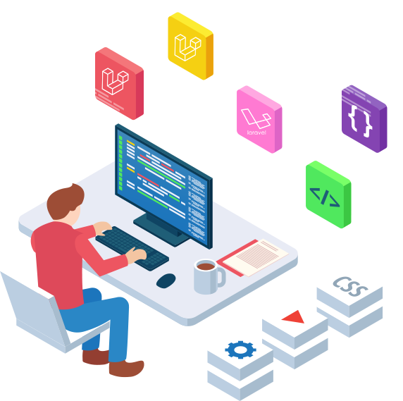 Hire dedicated Laravel Developer   Hire Laravel Developers in India   Das Infomedia