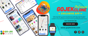 HOW GOJEK CLONE APP IS READY TO FACE THE PANDEMIC?