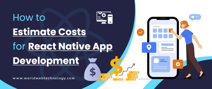 How to Estimate Costs for React Native App Development – DEV Community