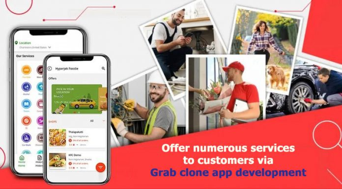 Grab has taken pole position in the on-demand services industry. Food delivery continues to be t ...