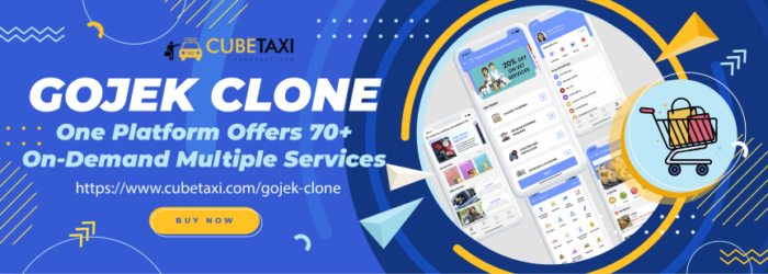 Plunge Into The On-Demand Multi-Service Business by Developing Gojek Clone App